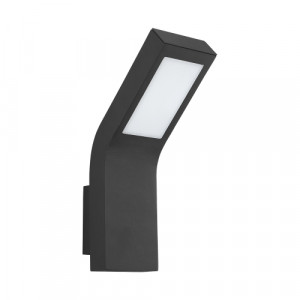 SOY LED/10W,IP54,4000K,GRAPHITE,WALL