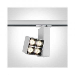 Lištové svietidlo Noli 4 65406BT/W/W LED 15W, 1200 LM, 3000K