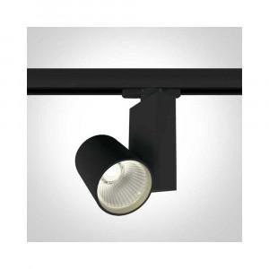 Lištové svietidlo Bevino 65611NT/B/W LED 15W, 1200 LM, 3000K