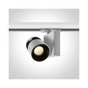 Lištové svietidlo Aerino 65620AT/W/W LED 20W, 1500 LM, 3000K