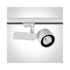Lištové svietidlo Agoriani 65622T/W/C LED 34W, 3550 LM, 4000K