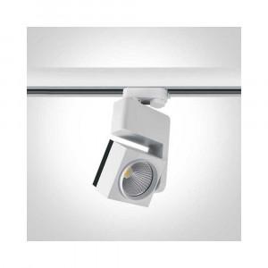 Lištové svietidlo Trifillia 65626T/W/C LED 25W, 2000 LM, 4000K