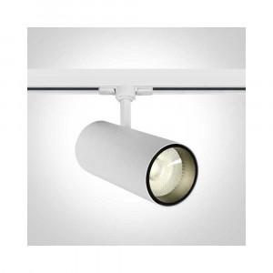 Lištové svietidlo Skalitina 3 65642CT/W/W LED 30W, 2400 LM, 3000K