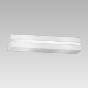 SUREYA 2xE14/60W,WHITE CHROME/OPAL