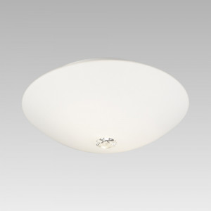 LOX 2xE27/40W, WHITE/OPAL/CLEAR, IP44