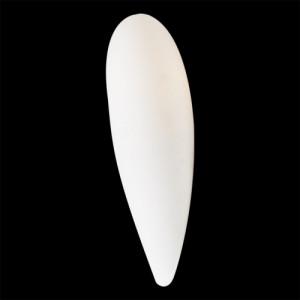 SOUL 1xE27/60W, WHITE/OPAL, WALL