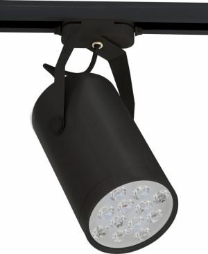 STORE LED BLACK 6826 12W, 1200 lm, 4000K
