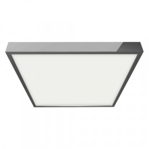 LENYS LED/24W, 4000K, CHROME/WHITE