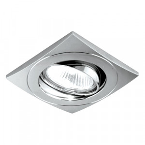 DOWNLIGHT GU10/50W, CHROME