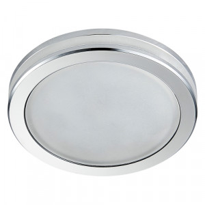 DOWNLIGHT LED/11W,4000K, CHROME/FROSTED