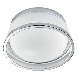 DOWNLIGHT LED/7W,4000K, CHROME/CLEAR