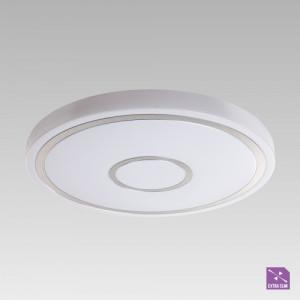 MOZAN LED/36W,4000K, CHROME/WHITE