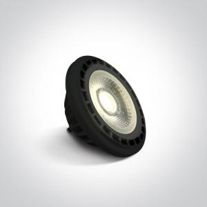 LED žiarovka 7315GB/W/45 GU10, AR111, 13W, 1200 LM, 3000K