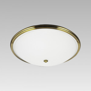 VIOLA 2xE27/40W,D400, GOLD BRASS/WHITE
