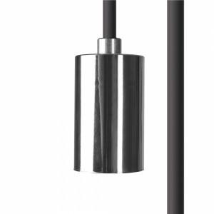 CAMELEON CABLE 3,5m E27 BL/CH