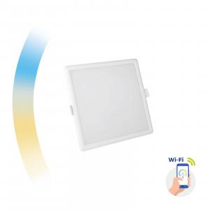 ALGINE SMART LED 12W Wi-Fi CCT DIMM SQUARE ZÁPUSTNÉ SLI038019CCT