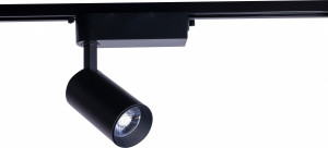 IRIS LED BLACK 9009 30W, 1950 lm, 3000K