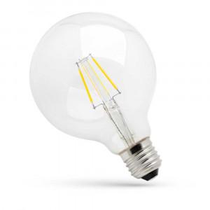 LED FILAMENT E27 GL 4W WOJ13763