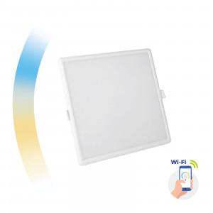 ALGINE SMART LED 22W Wi-Fi CCT DIMM SQUARE ZÁPUSTNÉ SLI038020CCT