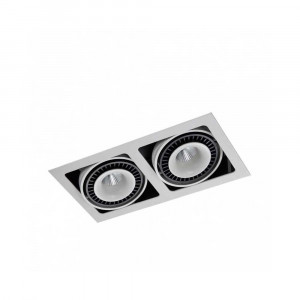 Alesso GL7116-2/36W WH+BL  LED 36W, 2770 LM, 3000K