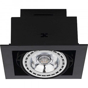DOWNLIGHT BLACK 9571