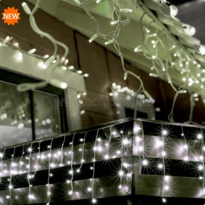 VIANOČNÝ ZÁVES - CENCÚĽ KKF 308/WH IP44, 300 LED