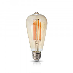 LED FST64 E27 6W