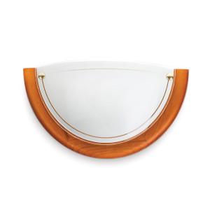 NÁSTENNÉ SVIETIDLO K1/2 CLASSIC -Oranžová