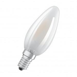LED FILAMENT MATNÁ E14 4W TEPLÁ