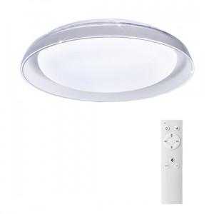 Solight LED stropné svetlo Sophia, 30W, 2100lm, stmievateľné, zmena chromatičnosti, diaľkové ovládanie