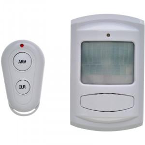 Solight GSM Alarm, pohybový senzor, diaľk. ovl., biely