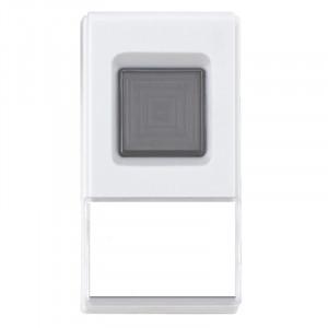 Solight bezdrôtové tlačidlo pre zvončeky Solight 1L08,1L35,1L35B,1L41,1L41B,1L46,1L47,1L56,1L56DZ,1L56B,1L56BDZ,1L57, dosah 120m