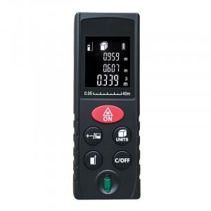 Solight laserový merač vzdálenosti, 0,05 - 40m