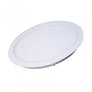 Solight LED mini panel CCT, podhľadový, 24W, 1800lm, 3000K, 4000K, 6000K, okrúhly
