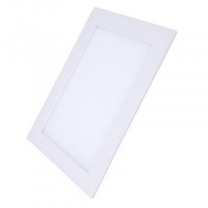 Solight LED mini panel CCT, podhľadový, 24W, 1800lm, 3000K, 4000K, 6000K, štvorcový