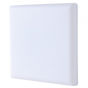 Solight LED podhľadové svietidlo, 18W, 1620lm, 3000K, IP54, vodeodolné, štvorcové, bílé