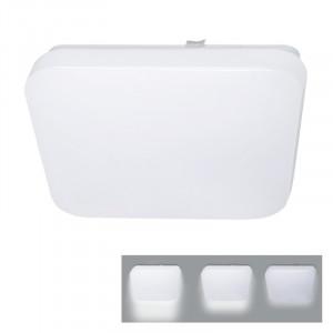 Solight LED stropní svietidlo, 3-stupňové stmievanie, 32W, 2240lm, 4000K, štvorcové, 38cm