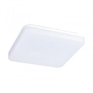 Solight LED vonkajšie osvetlenie, prisadené, štvorcove, IP54, 15W, 1150lm, 4000K, 22cm