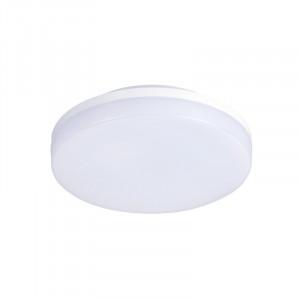 Solight LED vonkajšie osvetlenie, prisadené, okrúhle, IP54, 15W, 1150lm, 4000K, 22cm