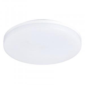 Solight LED vonkajšie osvetlenie, prisadené, okrúhle, IP54, 24W, 1920lm, 4000K, 28cm