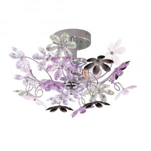 FLOWER R20012017, 2 x E14