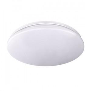 Solight LED stropné svietidlo PLAIN s mikrovlnným senzorom, 18W, 1260lm, 3000K, okrúhle, 33cm