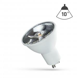 LED GU10 6W 10° Neutrálna WOJ14104