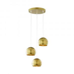 YODA GOLD ORBIT 3448 3 x E27
