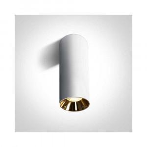 Bodové svietidlo Mudros 12105MA/W 1xGU10 MR16
