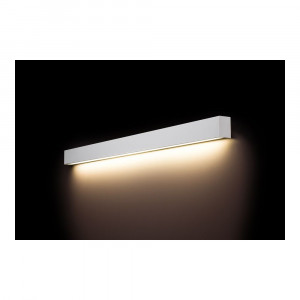 STRAIGHT WALL LED WHITE L 9612
