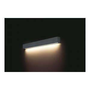 STRAIGHT WALL LED GRAPHITE M 9617