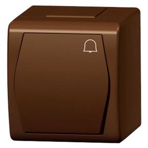 Tlačidlový ovládač so znakom zvonček (1005-20)