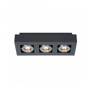 Casemiro IT8002S3-BK/AL 3xGU10
