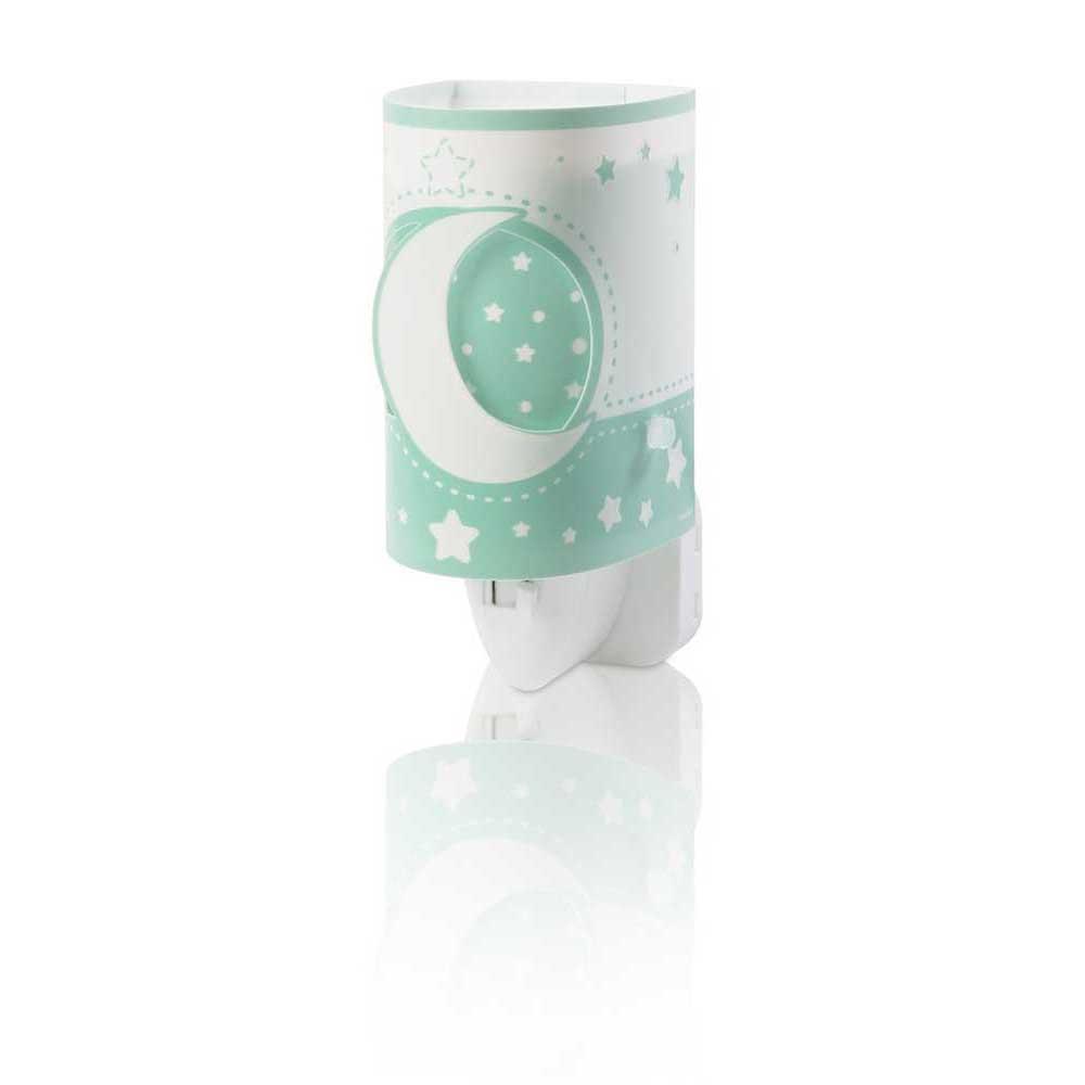Dalber DALBER MOONLIGHT GREEN 63235LH zelená Noční LED lampa do zásuvky